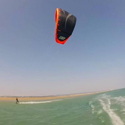 Kite Velvet 5m Orange